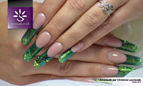 Ongles chablon for Ongles salon